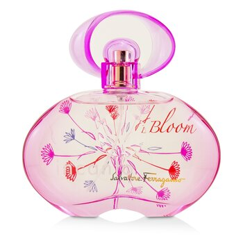 Salvatore Ferragamo Incanto Bloom Eau De Toilette Spray (New Edition)  100ml/3.4oz