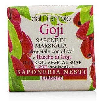 Nesti Dante Dal Frantoio Olive Oil Vegetal Soap - Goji  100g/3.5oz