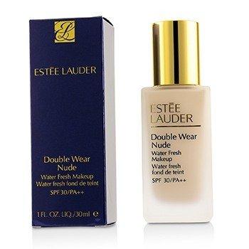 エスティローダー Double Wear Nude Water Fresh Makeup SPF 30 - # 1N0 Porcelain  30ml/1oz