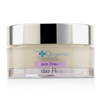 The Organic Pharmacy Double Rose Rejuvenating Face Cream  50ml/1.69oz