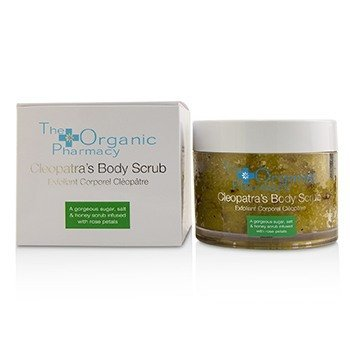 The Organic Pharmacy Cleopatra's Exfoliante Corporal  400g/14.1oz