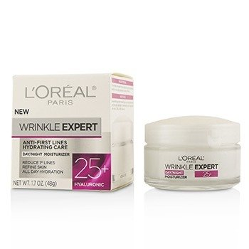 L'Oreal Wrinkle Expert 25+ Day/Night Moisturizer  50ml/1.7oz