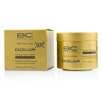 שוורצקופף BC Excellium Q10+ Omega 3 Taming Treatment (For Coarse Mature Hair)  150ml/5.1oz