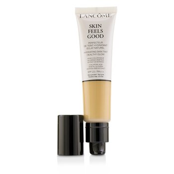 Lancome Skin Feels Good Hydrating Skin Tint Healthy Glow SPF 23 - # 025W Soft Beige  32ml/1.08oz