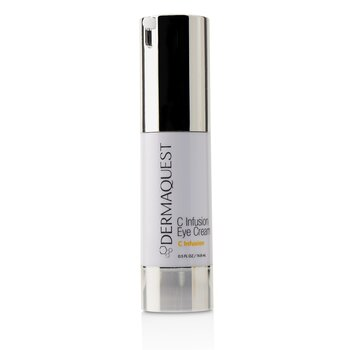 DermaQuest C Infusion Crema de Ojos  14.8ml/0.5oz
