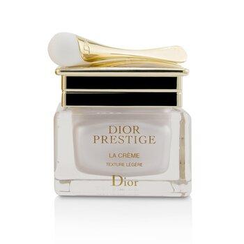 Christian Dior Prestige La Creme Crema Ligera Perfeccionante Y Regenerante Excepcional  50ml/1.8oz