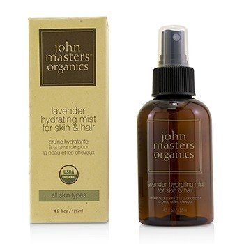 John Masters Organics Lavender Hydrating Mist For Skin & Hair  125ml/4.2oz