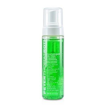 Peter Thomas Roth Cucumber De-Tox Foaming Cleanser (Unboxed)  200ml/6.7oz