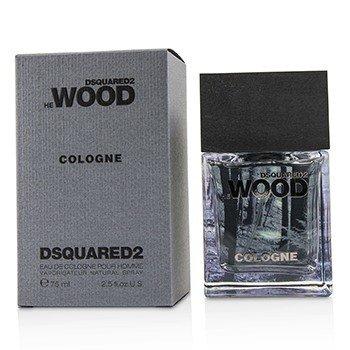 Dsquared2 He Wood Eau De Cologne Spray  75ml/2.5oz