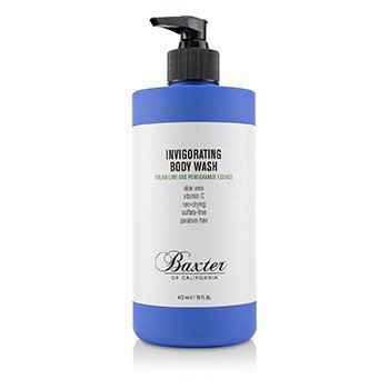 Baxter Of California Invigorating Body Wash - Italian Lime and Pomegranate Essence  473ml/16oz