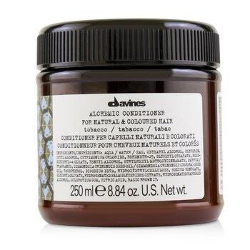 Davines Alchemic Conditioner - # Tobacco (For Natural & Coloured Hair)  250ml/8.84oz