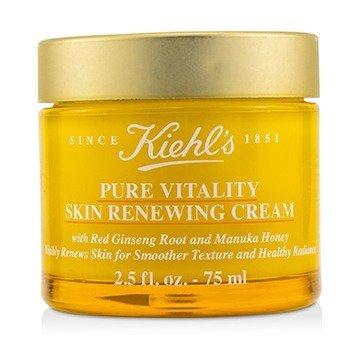キールズ Pure Vitality Skin Renewing Cream  75ml/2.5oz