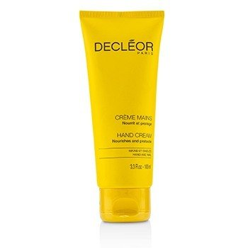 Decleor Hand Cream - Nourishes & Protects (Salon Size)  100ml/3.3oz