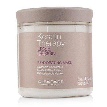 AlfaParf Lisse Design Keratin Therapy Rehydrating Mask  200ml/6.9oz