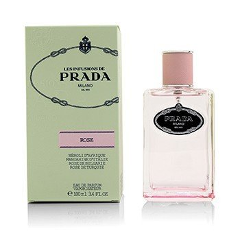 Prada Les Infusions De Rose Eau De Parfum Spray  100ml/3.3oz