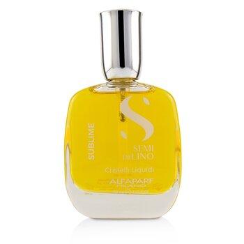 AlfaParf Semi Di Lino Sublime Cristalli Liquidi (All Hair Types)  50ml/1.69oz