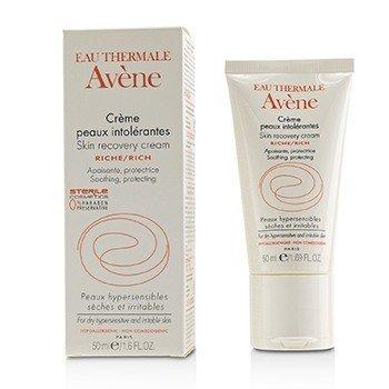 Avene Skin Recovery Rich Cream - For Dry Hypersensitive & Irritable Skin  50ml/1.6oz