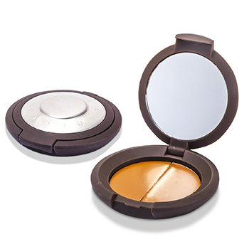 Becca Compact Concealer Medium & Extra Cover Duo Pack - # Fudge  2x3g/0.07oz