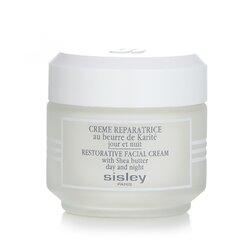 Sisley Botanical Restorative Facial Cream W/Shea Butter  50ml/1.7oz