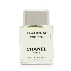 Chanel Egoiste Platinum Eau De Toilette Spray  50ml/1.7oz