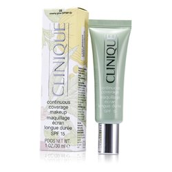 Clinique Continuous Coverage Spf15 - No. 08 Creamy Glow  30ml/1oz