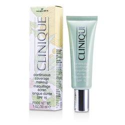 Clinique Continuous Coverage Spf15 - No. 07 Ivory Glow  30ml/1oz