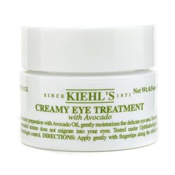 קיאלס Creamy Eye Treatment with Avocado  14gl/0.5oz