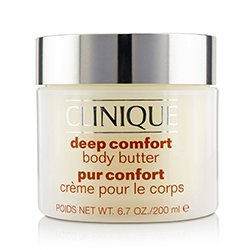 Clinique Deep Comfort Body Butter  200ml/6.7oz