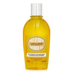 L'Occitane Aceite de Ducha Calmante y Limpiador de Almendras  250ml/8.4oz