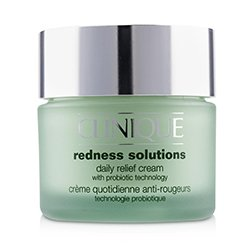 Clinique Redness Solutions Daily Relief Cream -yövoide  50ml/1.7oz