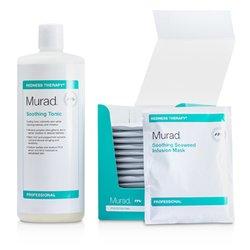מוראד מסכת אצות לעור חלק ( Salon Size )  15pcs