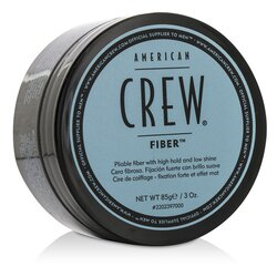 American Crew Men Fiber Pliable Fiber (High Hold and Low Shine)  85g/3oz