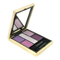 Yves Saint Laurent Ombres 5 Lumieres (5 Colour Harmony for Eyes) - No. 04 Lilac Sky  8.5g/0.29oz