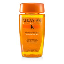 Kerastase Kerastase Nutritive Bain Oleo-Relax Smoothing Shampoo (Dry & Re. Hair)  250ml/8.5oz