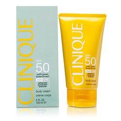 Clinique Sun SPF 50 Body Cream UVA/ UVB  150ml/5oz