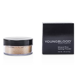 Youngblood Mineral Rice Setting Loose Powder - Medium  10g/0.35oz