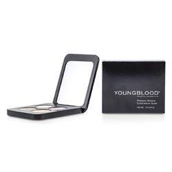 Youngblood Quadrado de sombras Pressed Mineral - Gemstones  4g/0.14oz