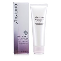 Shiseido White Lucent Brightening Cleansing Foam W  125ml/4.7oz