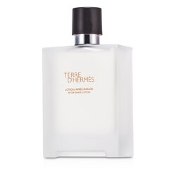 愛馬仕 大地男性鬚後乳液 Terre D'Hermes After Shave Lotion  100ml/3.3oz