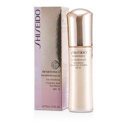 Shiseido Creme Benefiance WrinkleResist24 Day Emulsion SPF 15  75ml/2.5oz