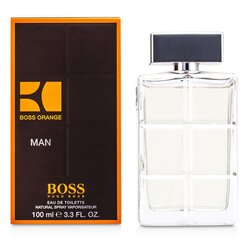 雨果博斯 波士橙色男士淡香水噴霧 Boss Orange Man Eau De Toilette Spray  100ml/3.3oz