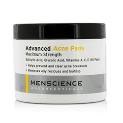 Menscience Advanced Acne Pads  50pads