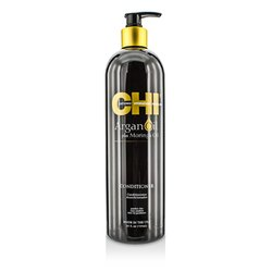 CHI คอนดิชั่นเนอร์ Argan Oil Plus Moringa Oil Conditioner  739ml/25oz