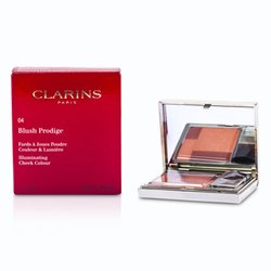 Clarins Blush Prodige Illuminating Cheek Color - # 04 Sunset Coral  7.5g/0.26oz