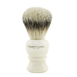 Truefitt & Hill Regency Super Badger Hair Shave Brush - # Ivory  -