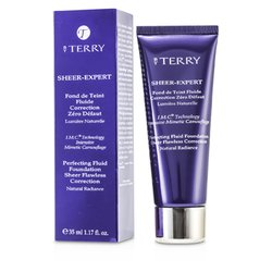 By Terry Sheer Expert Perfecting Fluid Foundation - # 10 Golden Sand  35ml/1.17oz