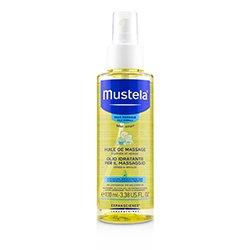 Mustela Massage Oil - For Normal Skin  100ml/3.38oz