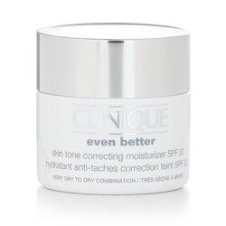 Clinique Even Better Skin Tone Correcting Pelembab SPF 20 (Kulit Sangat Kering ke Kombinasi Kering)  50ml/1.7oz