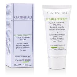 Gatineau อิมัลชั่น Clear & Perfect Purifying Powder (สำหรับผิวมัน/ผิวผสม)  50ml/1.6oz