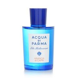 אקווה די פארמה Blu Mediterraneo Arancia Di Capri או דה טואלט ספריי  150ml/5oz